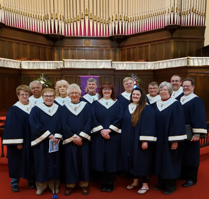 Temple Choir
